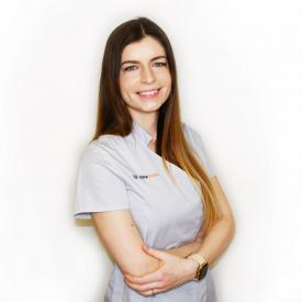 Gydytoja odontologė